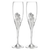 Svatební skleničky #Svatba #Šperky #Bižuterie